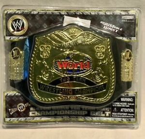 WWE Classic World Tag Team Championship Belt NEW IN PACKAGE by Jakks Pacific