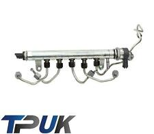 RANGE ROVER EVOQUE FUEL RAIL 2.2 D 22DT WITH SENSORS AND PIPES 2011 ON LR022334
