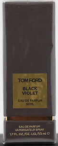 Black Violet By Tom Ford 1.7oz/50ml Eau De Parfum Spray SEALED RARE