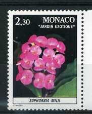 MONACO 1982, timbre 1308, plantes, fleurs, neuf**