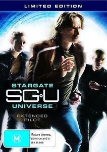 Stargate SG.U Universe - Extended Pilot Free Post .