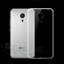 Custodia AIR cover trasparente per Meizu M2 Note case ultra sottile flessibile
