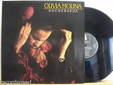 ★★ LP - OLIVIA MOLINA - Nochebuena - Weihnachtslieder aus Lateinamerika - LIVE