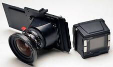 Mamiya 645 dos numérique back Pour Horseman 612 Lens Adapteur