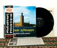 Charlie Parker, Miles Davis: Swedish Schnapps, LP 1981, Made in Japan - NM Vinyl