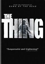 The Thing DVD 2011 Mary Elizabeth Winstead