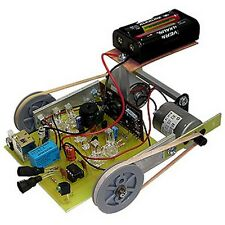 KitsUSA K-6761 IR VISION ROBOT DIY KIT (solder version) Ages 13+