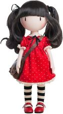 BNWT Paola Reina GORJUSS by SANTORO 'Ruby' Doll Made in SPAIN