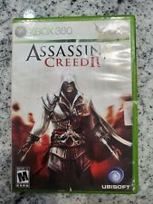 Assassin's Creed II 2 (Microsoft Xbox 360, 2009)  Free Fast Shipping