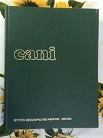 Cani. Istituto Geografico De Agostini, 1976,Aa Vv  ,Istituto Geografico De Agost