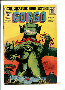 "GORGO #9 ""Fisherman Collection"" (4.5) 1962"