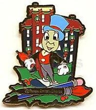 Jiminy Cricket December 2001 Holiday Artist Choice Le 3500 Disney Pin