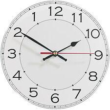 Uhrwerk linksdrehend: Rückwärts laufendes Uhrwerk mit 3 Zeiger-Sets