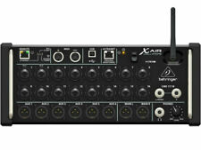 Behringer X Air XR18 Audio-Mixer - Schwarz