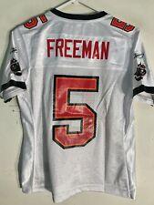 Reebok Women's NFL Jersey Tampa Bay Buccaneers Antonio Freeman White sz M