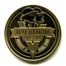 14 COLLEVILLE-SUR-MER Overlord Muséum, Omaha Beach, 2015, Monnaie de Paris