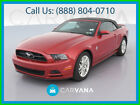 2013 Ford Mustang V6 Premium Convertible 2D Power Steering AM/FM Stereo Dual Air Bags Side Air Bags ABS (4-Wheel) Alloy