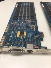 AVID/Digidesign PCI-e HD Core and HD Accel cards w/ ribbon flex connector