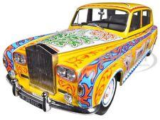 1964 ROLLS ROYCE PHANTOM V JOHN LENNON 1/18 DIECAST CAR MODEL BY PARAGON 98212