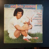 "Roberto Jordan ""Roberto Jordan"" Vinyl Record LP"
