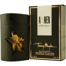 Angel Men Pure Malt by Thierry Mugler EDT Spray 3.4 oz Limited Edition