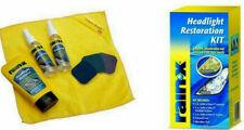 Rain-X  Headlight Restoration Kit 800001809 Removes Discoloration & Haze