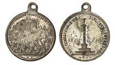 FRANCIA Inauguration de la Colonne de Juillet - Montagny - 20 Juillet 1840