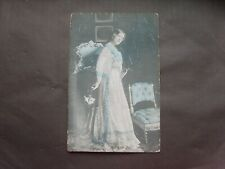 EDWARDIAN ACTRESS: MISS EDNA MAY (1) - PRINTED - POSTED 1905