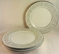 Whitney Imperial China Bread & Butter Plates (Set of 4) by W. Dalton #5671