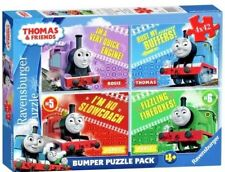 Thomas & Friends - Bumper Puzzle Pack (4 X 42) - Ravensburger - Gift - Brand New
