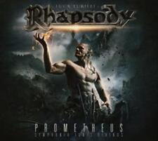 Prometheus-Symphonia Ignis Divinus (Ltd.Digipak) von Lucas Rhapsody Turilli (2015)