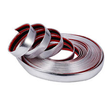 3Mx20mm Car Truck Chrome DIY Moulding Trim Strip For Grille Window Door Bumper