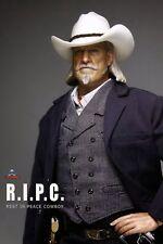 "Art Figures 1/6 Scale 12"" R.I.P.C. Rest in Peace Cowboy Action Figure AF-017"
