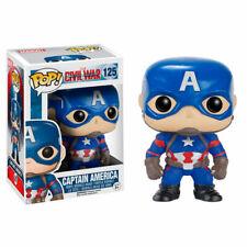 Funko Pop Marvel Civil War Capitan America