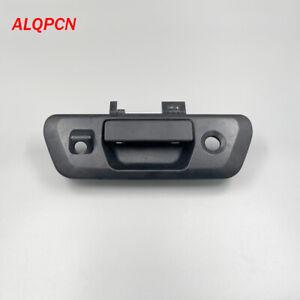 Trunk handle tailgate handle black for nissan navara D23 Np300 2015-2019