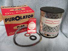 NOS Vintage Purolator P-48 Super Micronic Oil Filter