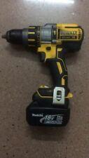 for Makita 18V battery adapter convert to for Dewalt 18V/20V max power tool use