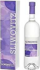 SLIWOVITZ ACQUAVITE DI PRUGNE 40% Domenis 70cl fermentato di prugne