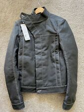 BNWT Rick Owens DRKSHDW Coated Structured Slave Jacket RRP £1050.00