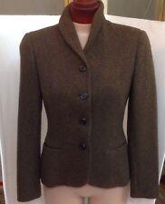 Ralph Lauren Jacket Thick Olive Size 6