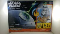 Star Wars MicroMachines Rogue One Death Star Playset