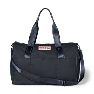 NEW — Hunter for Target — Weekender Bag in Navy, ICONIC, COLLECTIBLE - SOLD OUT