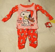New Baby Snoopy One Piece Sizes 3-6 /& 6-9 M Beagle Peanuts Joe Cool Woodstock