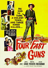 Four Fast Guns (DVD, 2014) * NEW *
