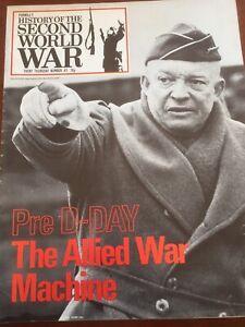 purnells history of the second world war No.63 The Allied War Machine Magazine