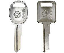 OEM Original Jeep Key Blanks Keys Fit Most Models Of 1985 1986 1987 1988 1989