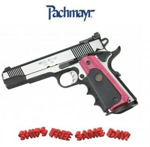 Pachmayr Passionwood Laminate Grip for Colt 1911 NEW!! # 00431