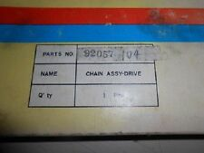 NOS Kawasaki OEM Drive Chain 530 X 106 H1 KH500 KZ750 92057-104