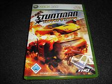 Stuntman IGNITION: (Microsoft XBOX 360, 2007, DVD-BOX) 1a CONDIZIONI, COME NUOVO!!!