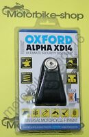 Oxford Alpha XD14 Ultimate Security Disc Loock LK275